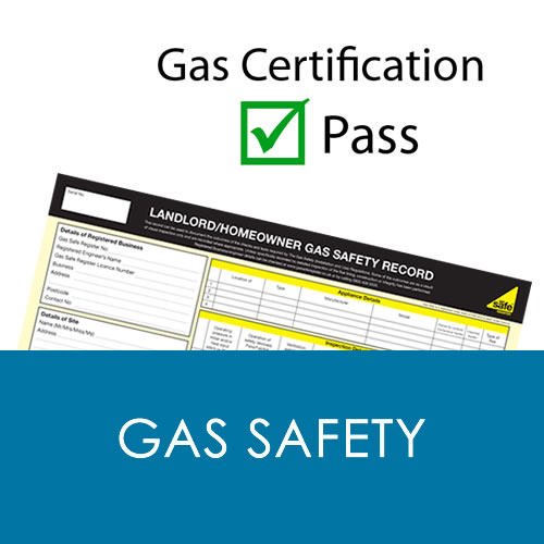 Our gas engineer in Burnley provides gas safety checks
